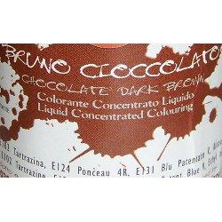 Colorante Bruno Cioccolato liquido alimentare da 25 gr.