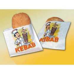 Involucro Carta Panino Kebab Cm 15x15 Pz.500