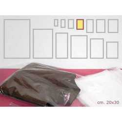 Sacchetto Trasparente Politene Cm 20x30 Hg.1