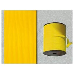Nastro Rocchetto Paper Giallo Mm. 10x250 Mt.