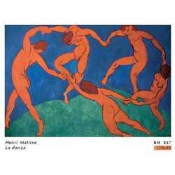 Henri Matisse Der Tanz Cm. 130x85