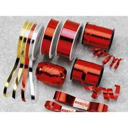 Nastro Rocchetto Metal Rosso Mm 10x250 Mt