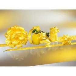 Stelle Mimosa Diam. Cm. 8 Pz. 48