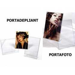 Portadepliant Trasparente Cm. 23x31