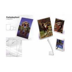 Porta Depliant In Plastica Cornice A4 Mm.210x297