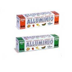 Rotolo Alluminio In Box Mm 330x125 Mt