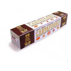 Carta Forno Rotolo In Box Dispenser Mm. 400x50 Mt.