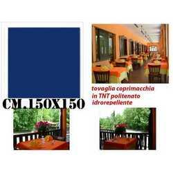 Tovaglie Tnt Politenate Blu Cm. 150x150 Pz. 50