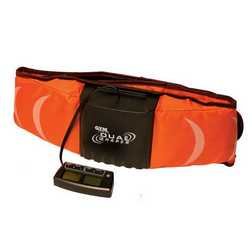 Dual Shaper cintura vibrante con elettrostimolatore