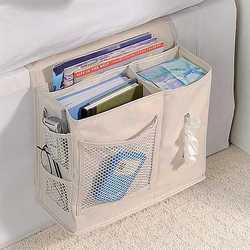 Organizzatore per bordo-letto