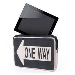 Porta Tablet One Way in canvas
