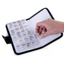 Pochette portapillole con divisori