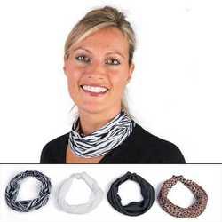 Set 4 foulard magnetici