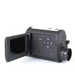 Monocolo con foto-videocamera integrata