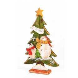 Albero natalizio con lucine