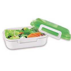 Porta pranzo con coperchio refrigerante