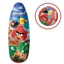 Pungiball Angry Birds con pallone in omaggio