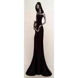 Scultura moderna astratto di donna 44 cm