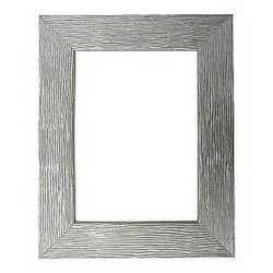 Cornice Color argento 50 x 70 cm