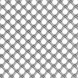 Rete Airy argento L 5 x H 1 m