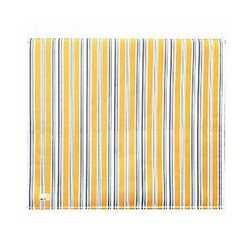 Tenda da sole a caduta con rullo blu e giallo L 200 cm
