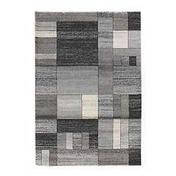 Tappeto Gabbe grigio 160 x 230 cm