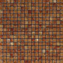 Mosaico 30 x 30 rosso verona