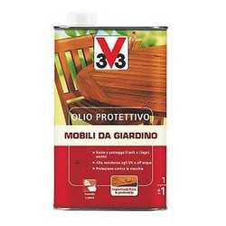 Olio per mobili da giardino olio protettivo mobili da giardino V