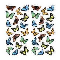 Sticker Farfalle