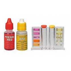 Kit analisi pH e cloro blister