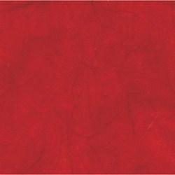 Carta di riso rosso 70 x 50 cm
