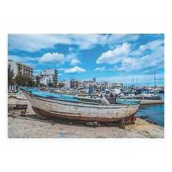 canvas Bari porto 60x120