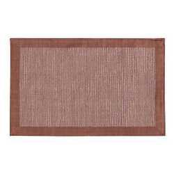 Tappetino cucina Nevra marrone 55 x 150 cm