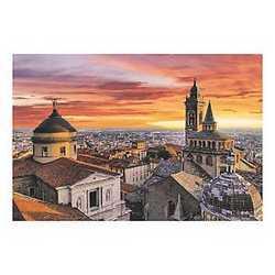 canvas Bergamo veduta 90x135