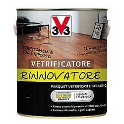 Vetrificatore rinnovatore incolore cerato 2.5 L