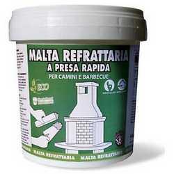 Malta a presa rapida Gras Calce REFRASET 4 kg
