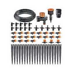 Kit microirrigazione Drip Claber 20 vasi