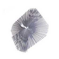 Scovolo grigio 250 x 250 mm