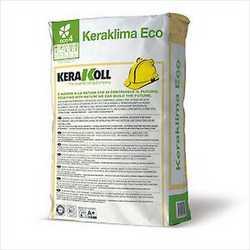 Collante rasante cappotto Kerakoll Keraklima Eco 25 kg