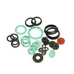 31 guarnizioni piatte, coniche, o-ring in fibra, PTFE, gomma, es