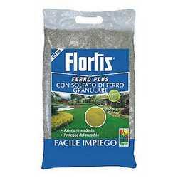 Concime per il prato Ferro plus 10kg Flortis