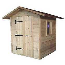 Casetta in legno Bea 240 x 254 cm, spessore 19 mm