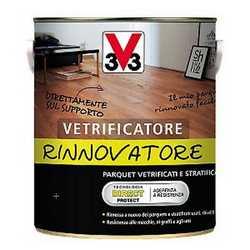 Vetrificatore rinnovatore incolore satinato 0.75 L