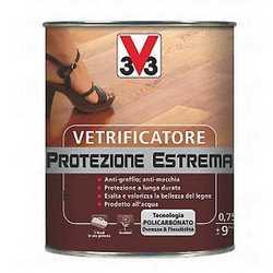 Vetrificatore V33 Protezione Estrema incolore brillante 0.75 L