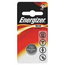 Pila a bottone Litio CR1632 Energizer a bottone