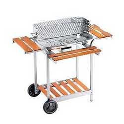 Barbecue a carbonella 60-40 PRO
