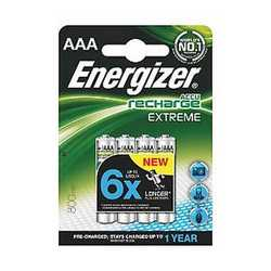 Pila ricaricabile al nichel metal idrato ministilo AAA Energizer