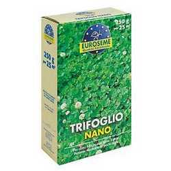 Semi per prato Trifoglio Nano 0,25 kg