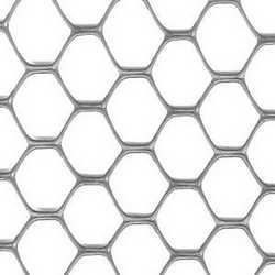 Rete Exagon argento L 5 x H 1 m