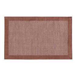 Tappetino cucina Nevra marrone 55 x 180 cm